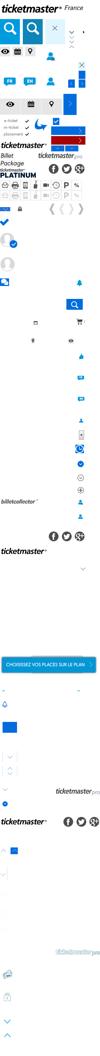 Ticketmaster.fr : Tickets 100% Guaranteed 100% Official